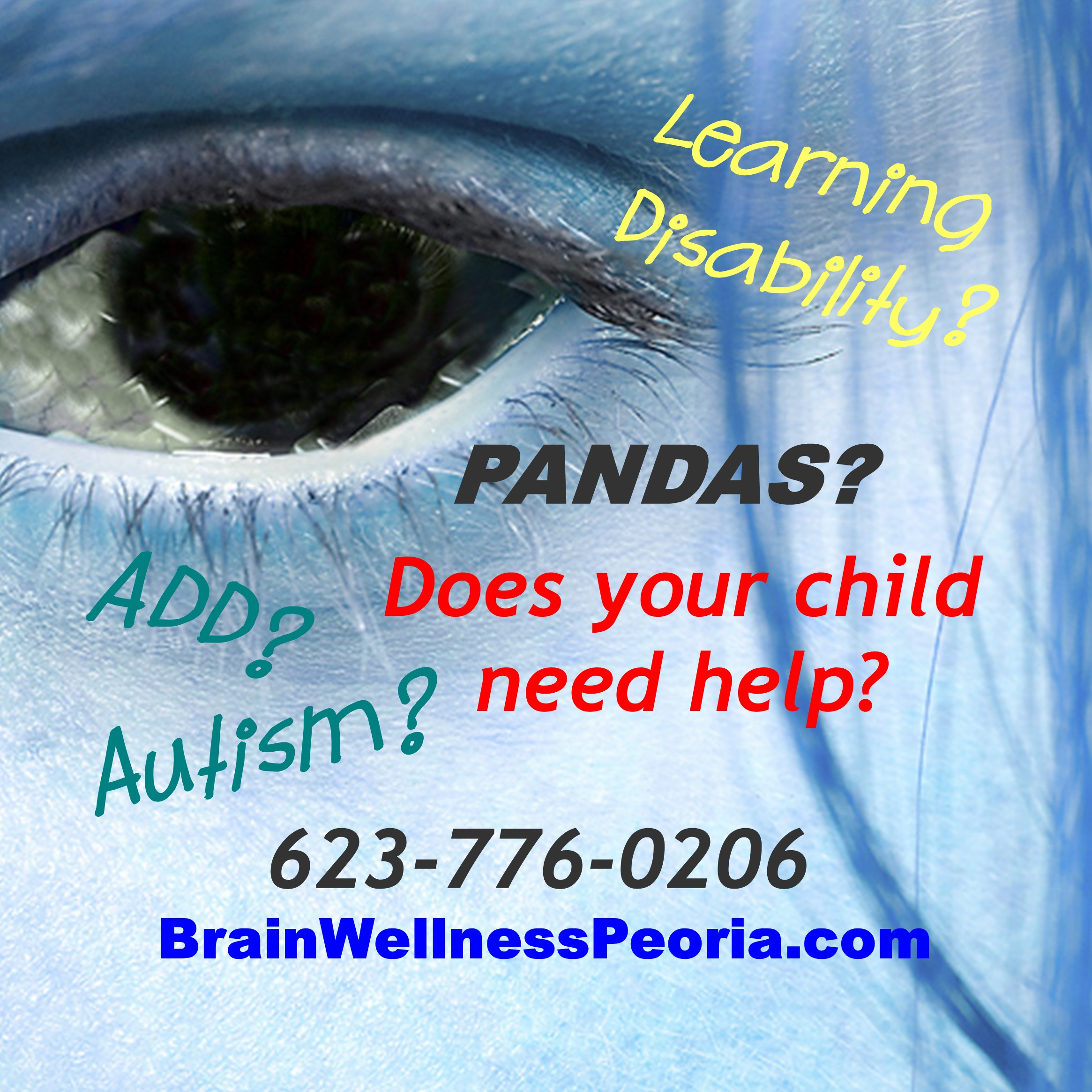 PANDAS Strep Throat Child Need Help Autism Aspergers Syndrome